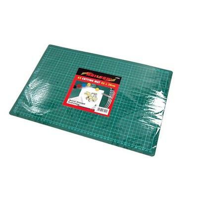 A3 Hobby & Craft Cutting Mat 45cm x 30cm 1cm Square Grid Line For Fast Cutting