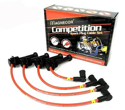 Magnecor KV85 Ignition HT Leads/wire/cable BMW K Series 4 cyl. 8v engine 83-95