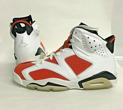 a6be731cec351d Nib Mens Size 10.5 Jordan 6 Retro Gatorade Summit Like Mike Sneakers 384664- 145