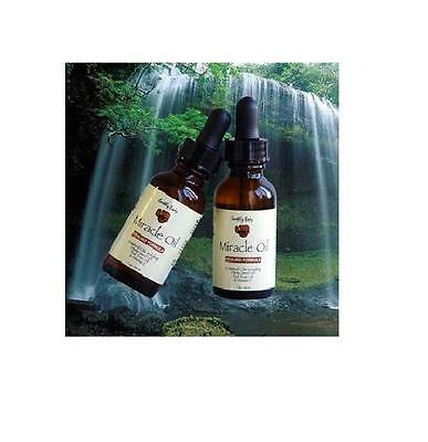 Earthly Body Soothing Miracle Oil 100% Natural Tea Tree Hemp Seed & Vitamin E