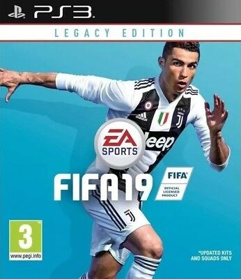 EA SPORTS FIFA 19 Legacy Edition PS3 - Download - read description