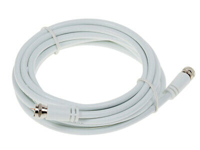 SMJ F Type Satellite (3C2V) Cable 3m