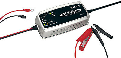 MXS7.0 Heavy Duty Smart Battery Charger Conditioner Cold Weather Program CTEK