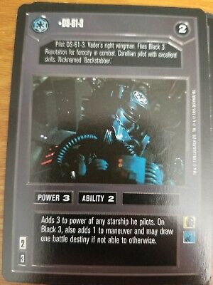 Star Wars CCG Promo Premiere 2-Player WB Luke X2 NON-MINT