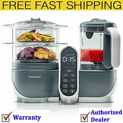Duo Meal Station Food Maker 6 in 1 Food Processor with Steam Cooker, Multi-Speed
