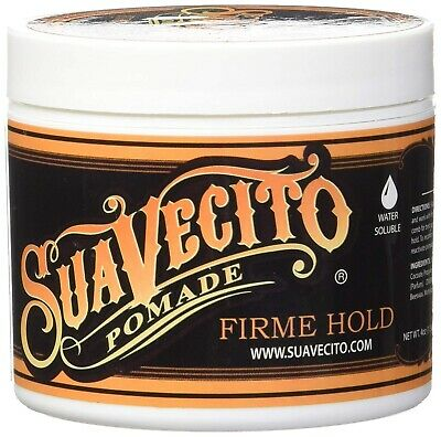 Suavecito Pomade Hold 4 Oz Strong