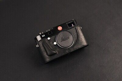 VR Genuine Leather Half Case for Leica M240 M240P M-D Typ 262 M-M Typ 246 Black