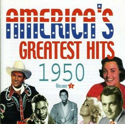 Various Artists - America's Greatest Hits 1 1950 / Various [New CD]