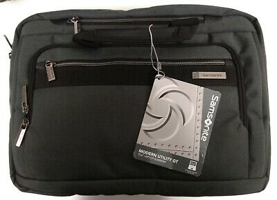 Authentic Samsonite 91743-1176 Modern Utility GT 15.6 Inch Laptop Slim Brief NEW