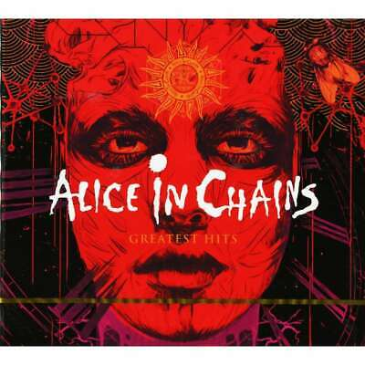 2CD  Alice In Chains - Greatest hits (2019) 2CD set