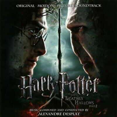 Harry Potter & Death - Harry Potter & The Deathly Hallows Part 2 (Score) [New CD