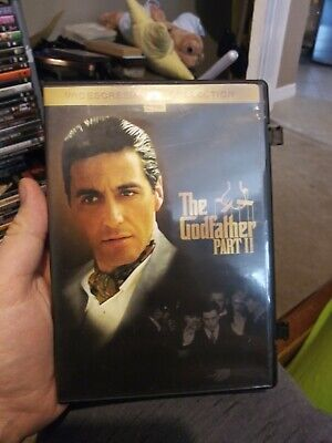The Godfather Part II (DVD, 2005 2 Disc Set Widescreen Collection)