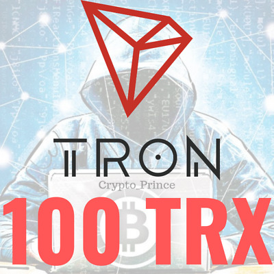 6 Hours Tron (100 TRX) Mining Contract Processing Speed (TH/s)