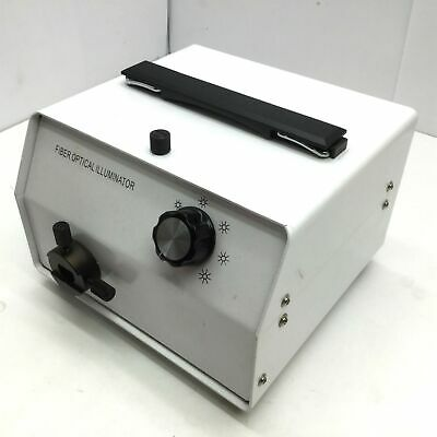 Fiber Optic Light Source Illuminator Voltage: 120VAC, EKE Lamp 150W 21V