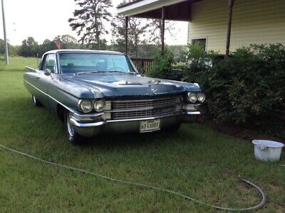 1963 Cadillac Other  63'-62 series. 2 door coup