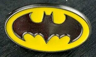 Accessories--Batman - Logo Colour Enamel Lapel Pin