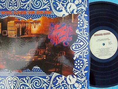 Allman Brothers Band ORIG OZ LP Win lose or draw NM 1976 Southern Rock