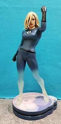 Fantastic Four Sue Storm Collectible Statue Sideshow Marvel