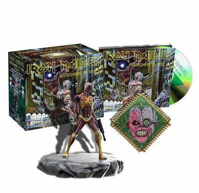Iron Maiden - Somewhere In Time (Limited Collectors Edition) (The Studio Collect