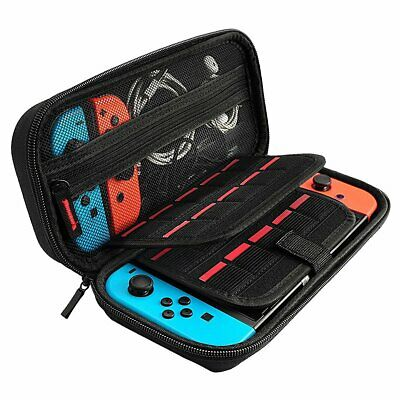 For Nintendo Switch Portable Travel Carry Case Bag Protective Hard Shell Cover