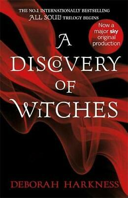 A Discovery of Witches (All Souls Trilogy 1) New by Harkness, Deborah Book