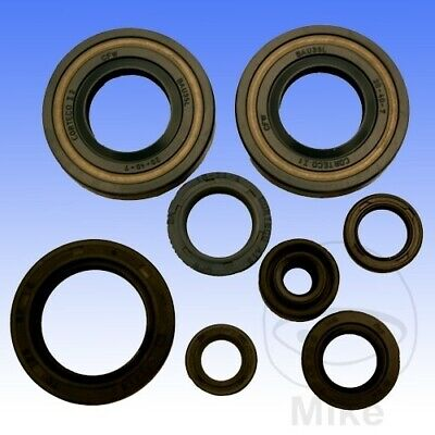 Athena Engine Oil Seal Kit P400250400082 Kawasaki KX 80 L 1989