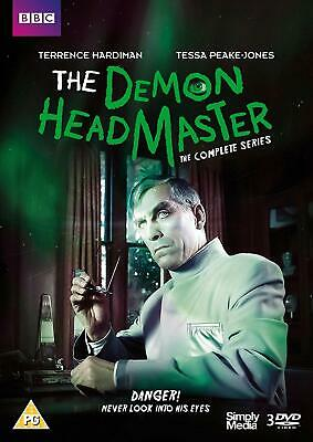The Demon Headmaster Complete BBC Series 1-3 DVD Set Terence Hardiman