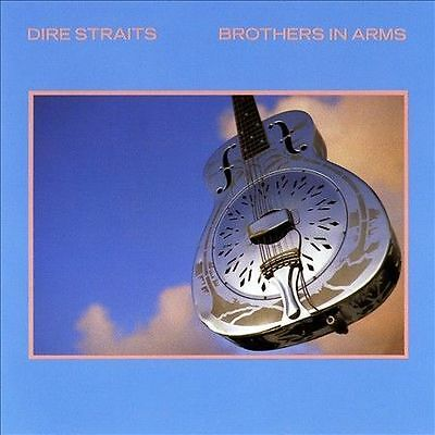 DIRE STRAITS Brothers In Arms CD BRAND NEW Remastered