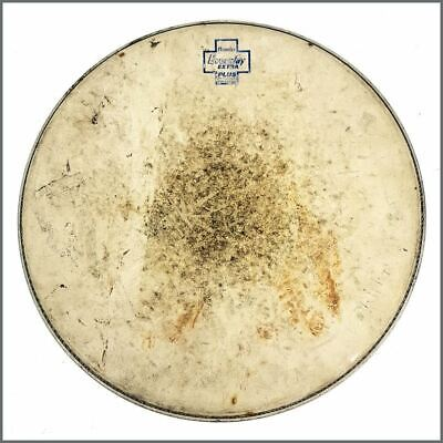 The Smiths 1980s Mike Joyce Practice Room Used Drum Skin (UK)
