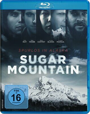 Sugar Moutain - Spurlos in Alaska      Blu-ray NEU