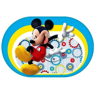 Estera de Tabla | Disney Mickey Mouse | Mantel Ovalada | 44 x 29 cm