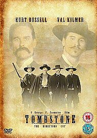 Tombstone - Kurt Russell - New / Sealed Dvd