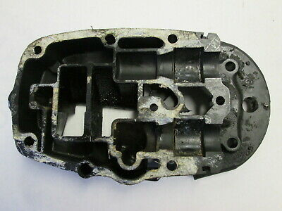 43289A 2 Mercury Exhaust Extension Plate Assembly Outboard