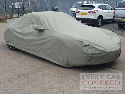 Fiat 124 Spider 2016-onwards ExtremePRO Softshell Outdoor Car Cover