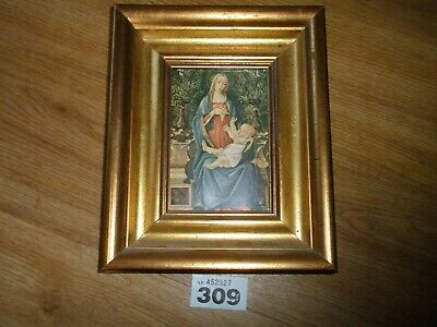 Christian Icon Framed Picture