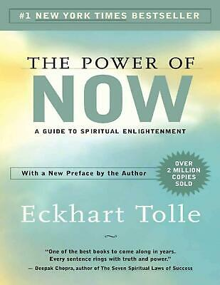The Power of Now by Eckhart Tolle 1999  (E-B00K&AUDI0B00K||E-MAILED) #06