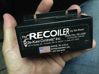 THE RECOILER SK-4500 Security Control Anti-Theft