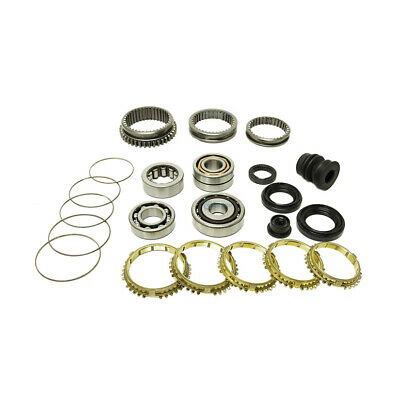 Synchrotech For Honda Civic Crx B16 Cable Y1 S1 Master Brass Rebuild Kit
