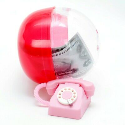 Rotary D5371 /& Cell Non-Working 1//12th Scale Miniature Telephones