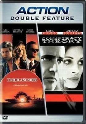 Tequila Sunrise/Conspiracy Theory (DVD) NEW