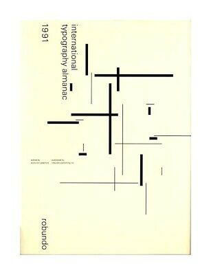 International typography almanac. Editor: Evolution Graphics.