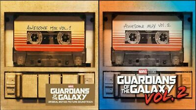 Guardians Of The Galaxy: Awesome Mix Vol. 1 and 2
