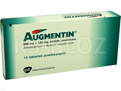 Augmentin Genuine Product Uk Seller Free Delivery