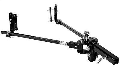 Fastway Trailer 92-00-1065 e2 10K Trunnion Weight Distributing Hitch