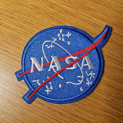 NASA Meatball Patch 3 1/2 inches wide