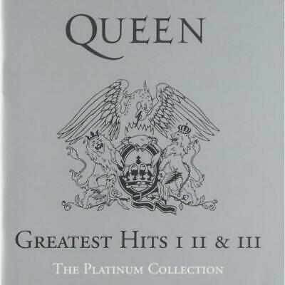 Queen - Platinum Collection, The - Greatest Hits I, II And III (3CD) - CD - New
