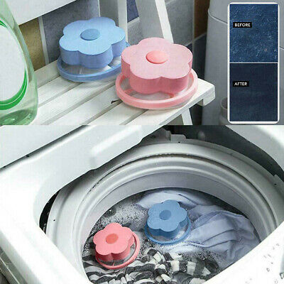 Washing Machine Filter Bags Mesh Pet Fur Catcher Floating Hair&Lint Remover New