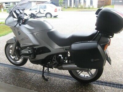 BMW R1150RS Motorcycle