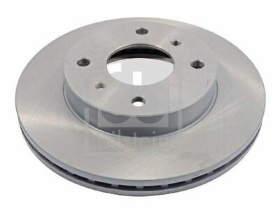 Genuine Qh Brake Disc Front Axle Mitsubishi Smart Bdc5452 Replacement Part