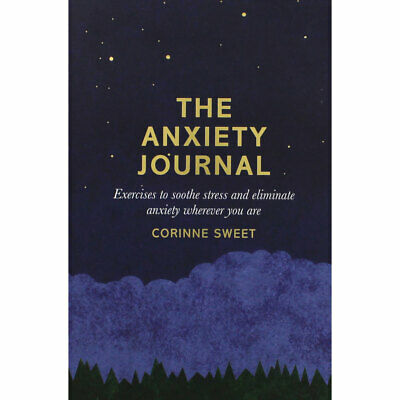 The Anxiety Journal by Corinne Sweet (Paperback), Non Fiction Books, Brand New